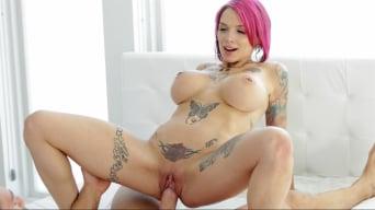 Anna Bell Peaks in 'Tattooed Tits'