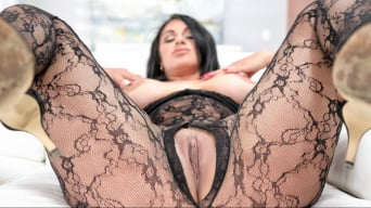 Cristal Caraballo in 'Passion and Lace'