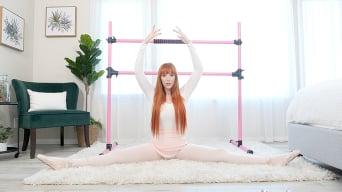 Lauren Phillips in 'Ballet Booty'